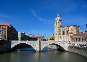 Мост и церковь Сан Антон