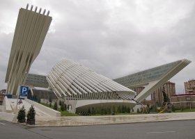 Palacio de Congresos Princesa Letizia