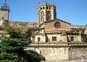 Cabeceira da catedral