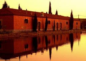 La Dársena del Canal de Castilla