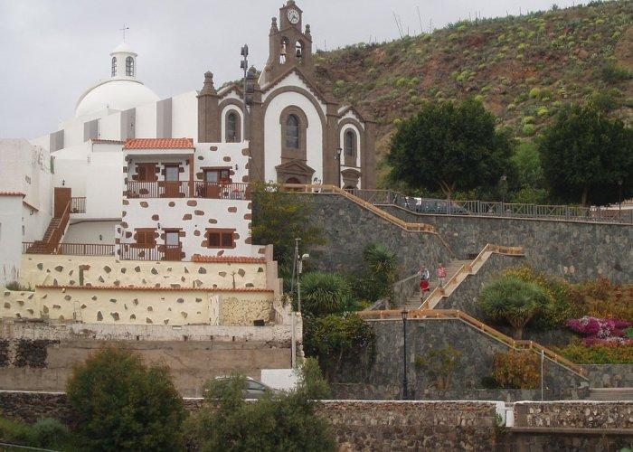 Церковь Santa Lucia de Tirajana