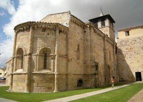Церковь Santa María de la Horta