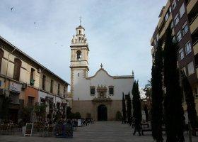 Dénia Sant Antoni convent