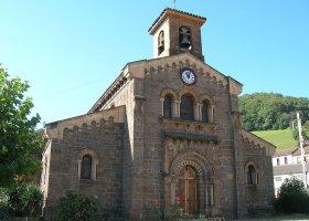 Церковь Santa Eulalia de Ujo