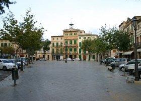 Praça Central de Llucmajor