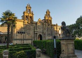Церковь Santa María de los Reales Alcázares
