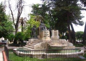 Monumento chapi villena