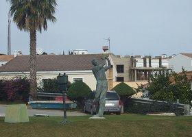 Monumento Golf Pueblo Nuevo