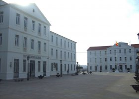 Edificio Diego Salinas y Casa Consistorial