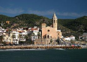 Церковь Sant Bartolomé и Santa Tecla