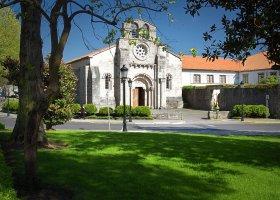 Церковь Santa María