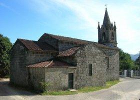 Церковь San Pedro de Angoares